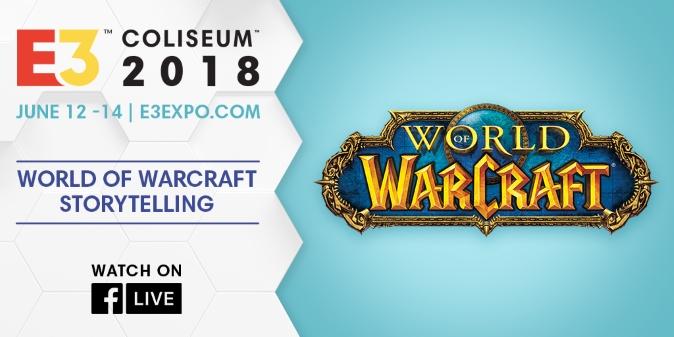World of Warcraft: разработчики расскажут про подачу сюжета на E3 2018