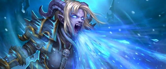 World of Warcraft: дальнейшие изменения рыцарей смерти «Льда» в Battle for Azeroth