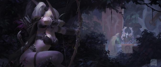 World of Warcraft: изменения охотников «Стрельбы» в Battle for Azeroth