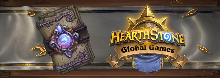 Hearthstone: голосование за участников HGG и бесплатный комплект карт