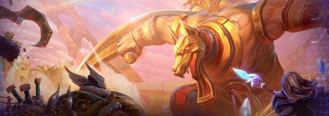 Heroes of the Storm: потасовка недели — «Арена Небесного храма»