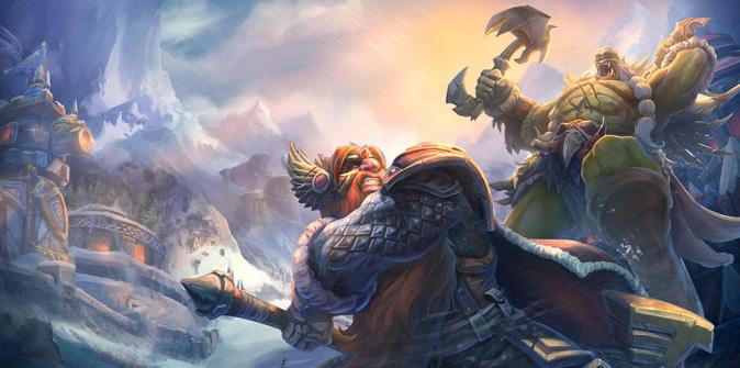Heroes of the Storm: новое поле боя — «Альтеракский перевал»