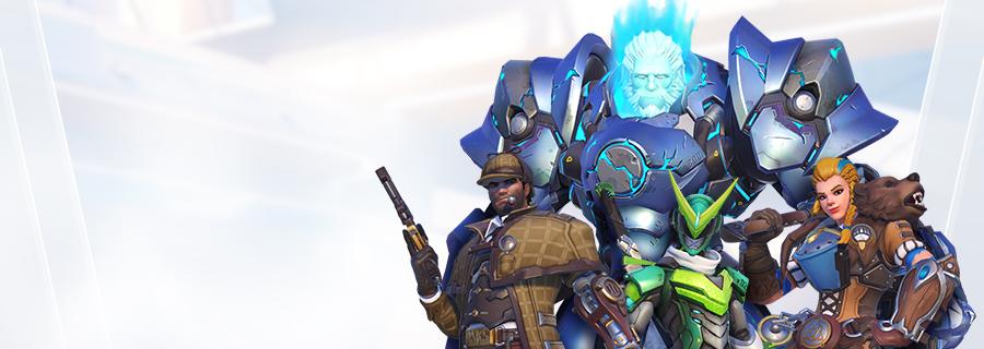 Overwatch: опыт на выходных будет удвоен