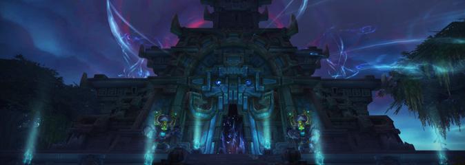 World of Warcraft: путеводитель по Назмиру