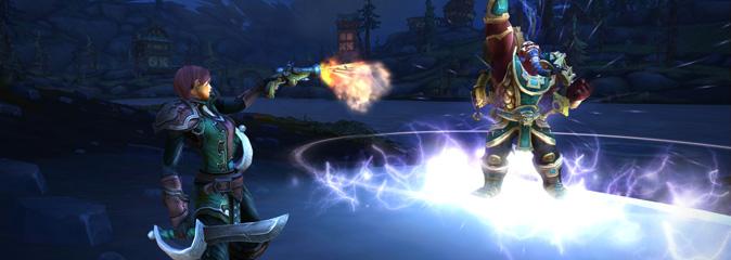 World of Warcraft: обзор режима войны, PvP-талантов и многого другого