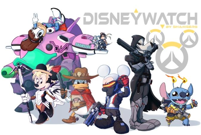 Disney поможет показать Overwatch League по телевизору