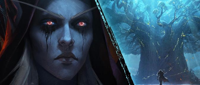 World of Warcraft: вышла короткометражка «Лики войны: Сильвана»
