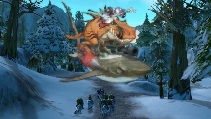 World of Warcraft: эпические поля боя становятся еще эпичнее