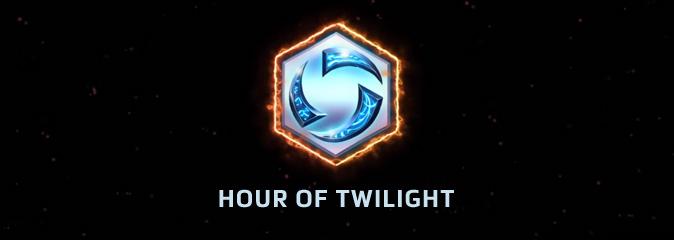 Мастерская сообщества: машинима «Heroes of the Storm: Hour of Twilight»