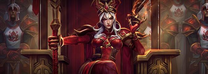 Мастерская Blizzard: 3D-модель Вайтмейн из Heroes of the Storm