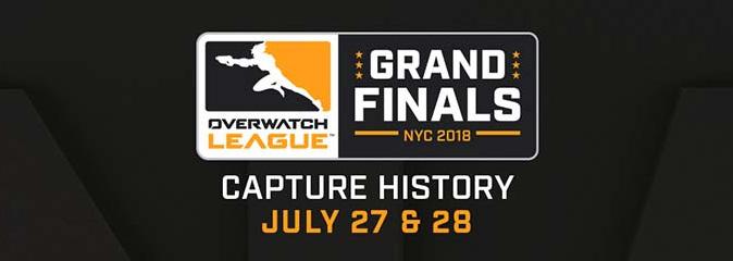 Overwatch League: граффити и жетоны за просмотр суперфинала