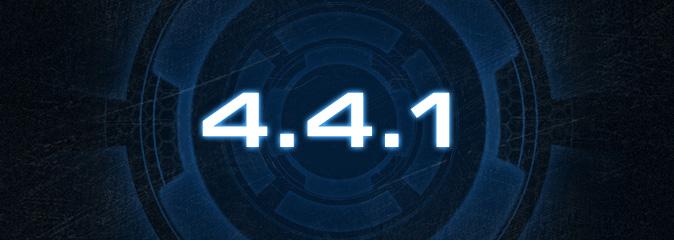 StarCraft II: список изменений обновления 4.4.1