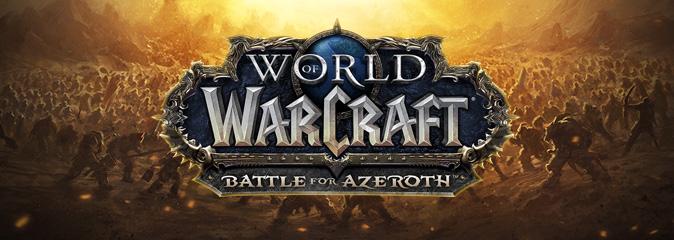 Blizzard выложили в отрытый доступ саундтрек Battle for Azeroth