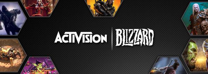 Прошел отчет Activision Blizzard за второй квартал 2018 года