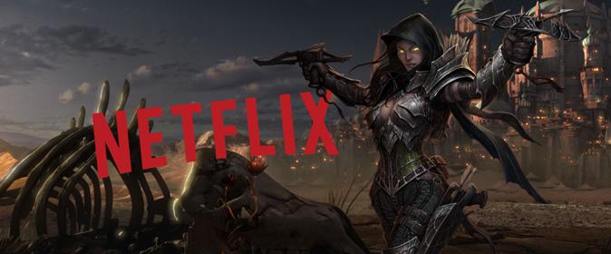 Слух: Netflix работает над сериалом по мотивам Diablo?