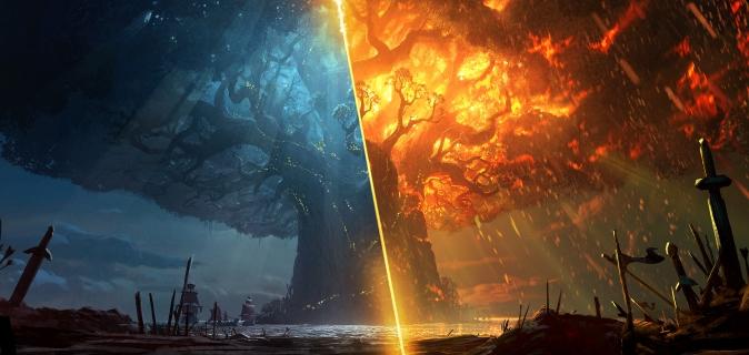 World of Warcraft: вышли новеллы «Элегия» и «Справедливая война»