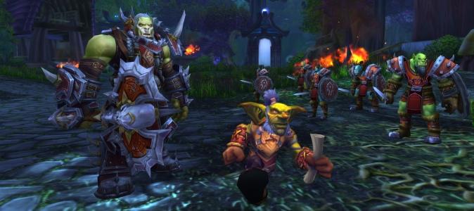 World of Warcraft: срочные исправления обновления 8.0