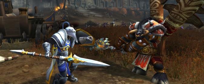 World of Warcraft: началась Осада Лордерона