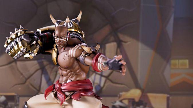 Мастерская Blizzard: коллекционная статуэтка Кулака Смерт
