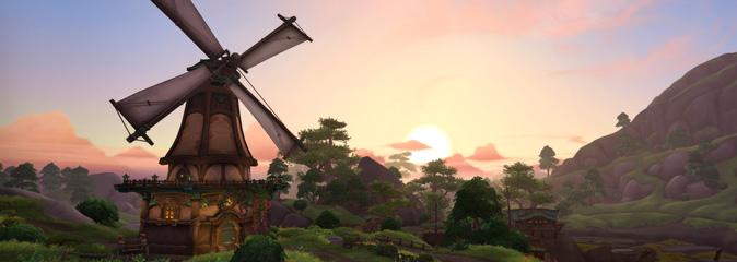 World of Warcraft: путеводитель по долине Штормов