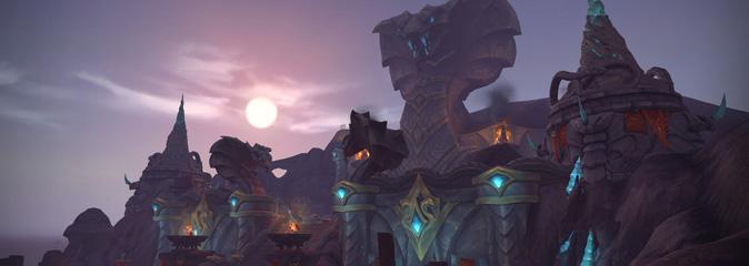 World of Warcraft: путеводитель по Вол'дуну