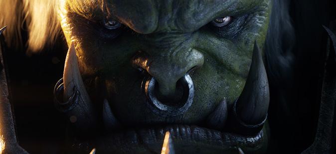 World of Warcraft: кинематографический ролик «Старый солдат»