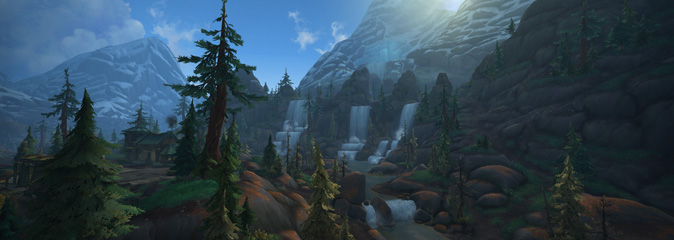 World of Warcraft: путеводитель по Тирагардскому поморью