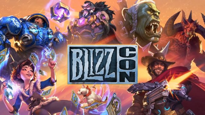 Появилась главная иллюстрация BlizzCon 2018 (Key Art)
