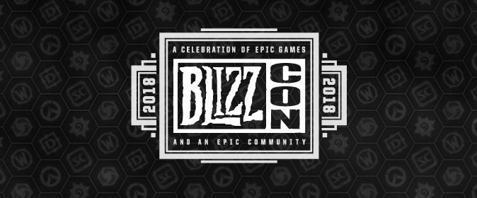 BlizzCon 2018: внутриигровые подарки