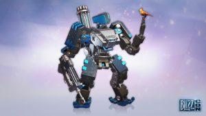 Подарок за BlizzCon 2016 в Overwatch