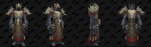 World of Warcraft: обновление 8.1 - комплекты Осады Зулдазара - ткань
