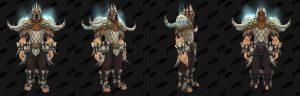 World of Warcraft: обновление 8.1 - комплекты Осады Зулдазара - эпохальная кольчуга