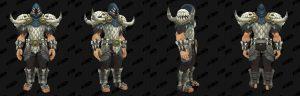World of Warcraft: обновление 8.1 - комплекты Осады Зулдазара - кольчуга