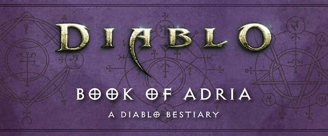 Amazon и Blizzard выложили в открытый доступ 10 страниц «Книги Адрии»