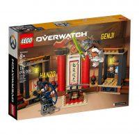 LEGO Overwatch КомплектHanzo vs. Genji (75971)