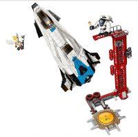 LEGO Overwatch КомплектWatchpoint: Gibraltar (75975)