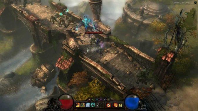 Игра должна как-то отличаться от Diablo III