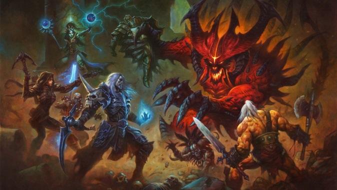 Неанонсированные Diablo-проекты покажут в следующем году