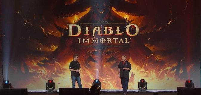 BlizzCon 2018: вторая презентация Diablo Immortal