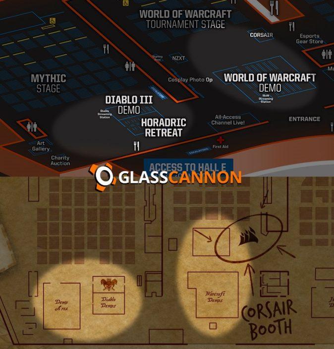 На BlizzCon 2018 будут секретные демостенды Diablo и Warcraft