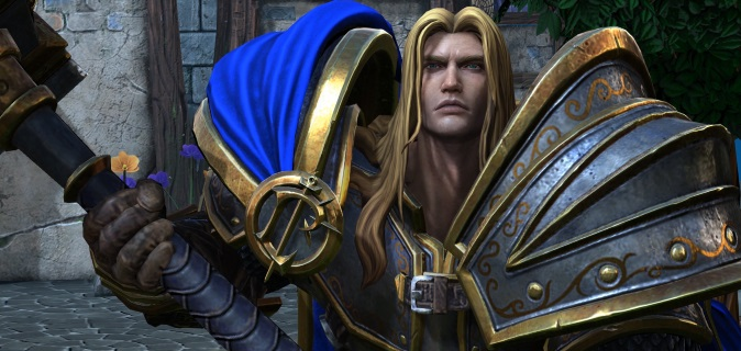 геймплей Warcraft 3 Reforged
