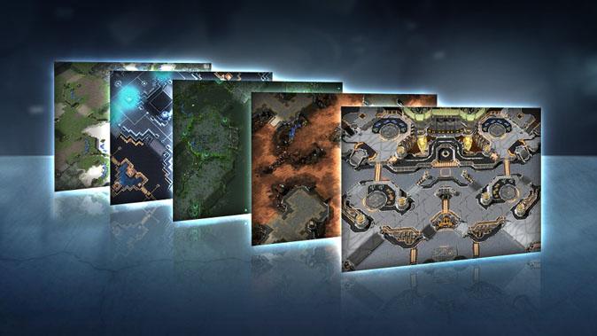 StarCraft II: новые рейтинговые карты 4-го сезона 2018 года