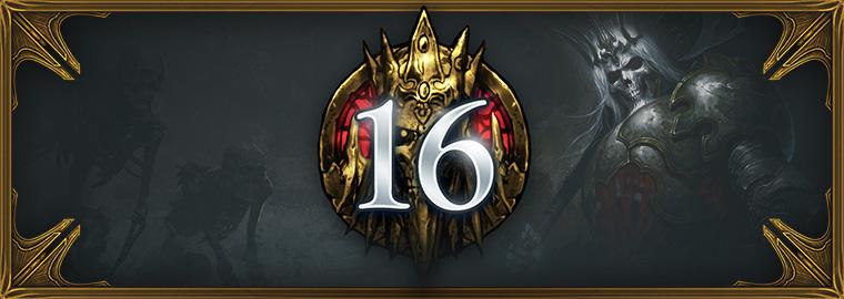 Diablo III: 16-й сезон «Сезон роскоши» начнется 18 января