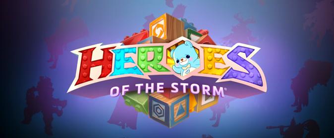 Heroes of the Storm: новое событие — «Зимнее событие 2018»