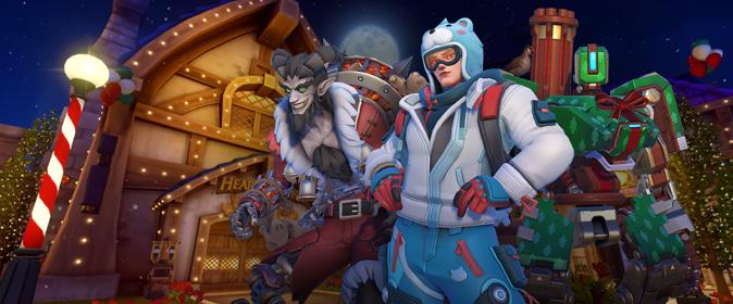 Overwatch: сезонное событие «Зимняя сказка» возвращается 10 декабря