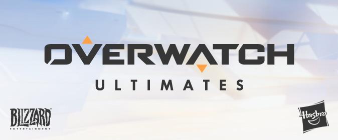 Анонсированы фигурки 1-й серии Overwatch Ultimates от Hasbro