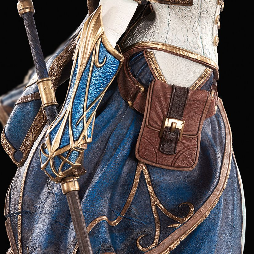 Мастерская Blizzard: коллекционная статуя Джайны Праудмур ...