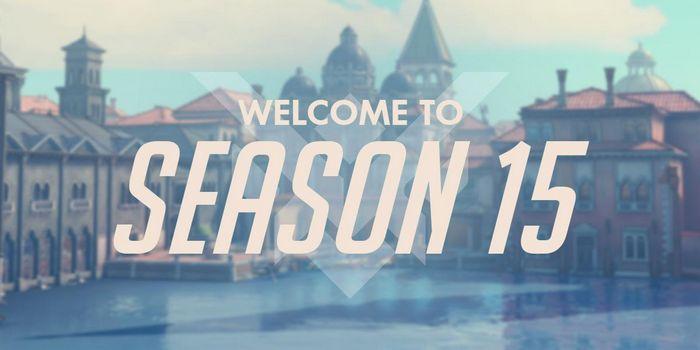Overwatch: стартовал 15-й сезон соревновательных матчей