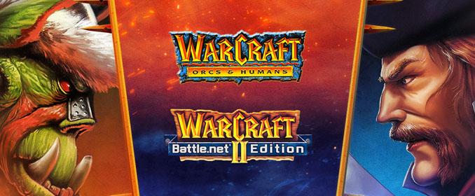 Warcraft I и Warcraft II стали доступны в магазине GOG.com