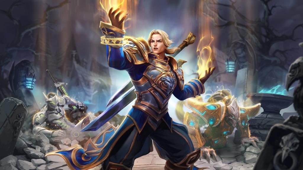 Heroes of the Storm: список изменений обновления PTR 45.0 от 22.04.19